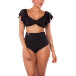 Vestido de Baño Bikini PRAIE 2116 Decorosa *Control Abdomen