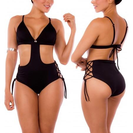 Vestido de Baño Enterizo PRAIE REF: 2111 Lúcido Trikini