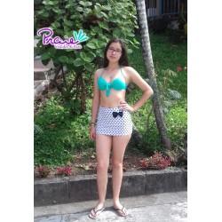 PRAIE Swimsuit Top REF: 1301A Cautiva