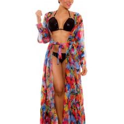 PRAIE Beachwear REF: 2035 Embrujo Colors Largo