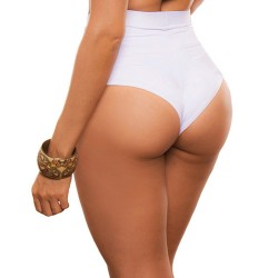 PRAIE High Waisted Swim Bottom REF: 1910B Retro *Tummy Control