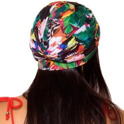 PRAIE Turban REF: TB004B Cortes Aves Swim cap Hair Band Bows