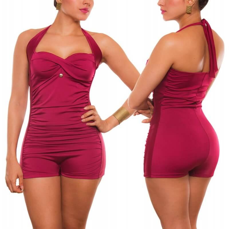 PRAIE One piece Swimsuit REF: 1600 Años 20