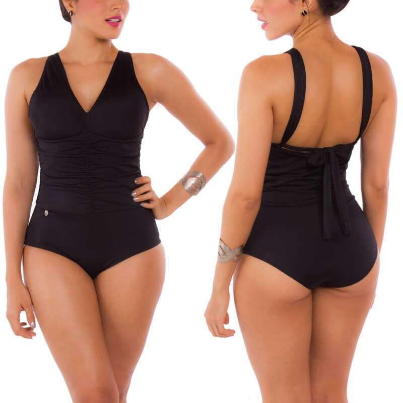 PRAIE One piece Swimsuit REF: 1315 Control Cintura