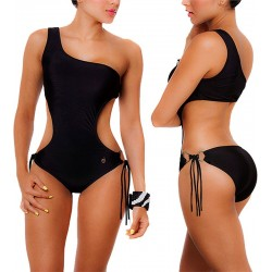 PRAIE One piece Swimsuit REF: 8015 Un Hombro Trikini