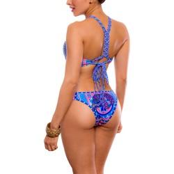 Vestido de Baño Bikini PRAIE REF: 2006 Halter Hindú