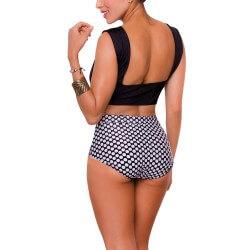 Vestido de Baño Bikini RETRO PRAIE 1700 Presumida *Control