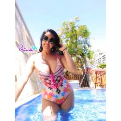 PRAIE One piece Swimsuit REF: 1916 Vivaz