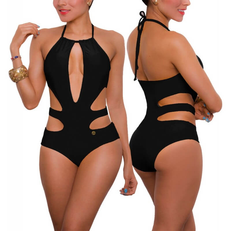 PRAIE One piece Swimsuit REF: 1644 Pasarela Trikini