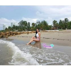 Vestido de Baño Bikini RETRO PRAIE REF: 1734 Ilusión