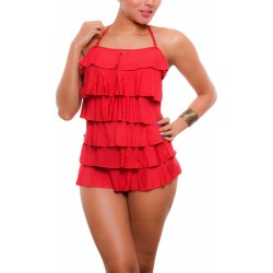 PRAIE One piece Swimsuit REF: 9018 Boleros