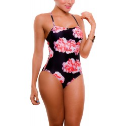 PRAIE One piece Swimsuit REF: 1731 Flores