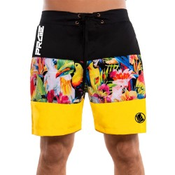 PRAIE Swim Trunk REF: 2129B Pájaros *Smart Antifluid