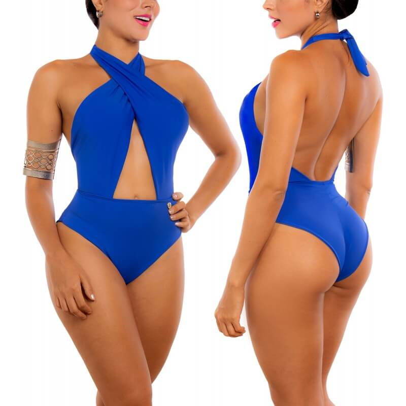 PRAIE One piece Swimsuit REF: 2222 Armonía *Tummy Control