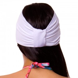 PRAIE Turban REF: TB001G Hair Band Bows Accessory Lycra