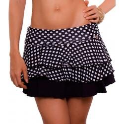 PRAIE Beachwear REF: 1510 Short Skirt Boleros Balls
