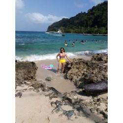 PPRAIE High waist Bikini REF: 1942 Tropical