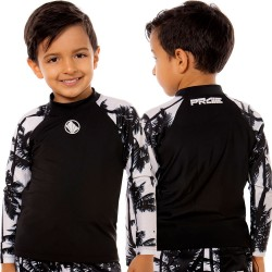 KIDS PRAIE Long Sleeve Swim Tee REF: 2014AN Palmeras