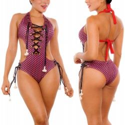 PRAIE One piece Swimsuit REF: 1303 Gitana Trikini