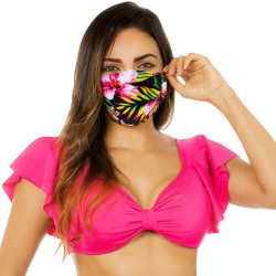 Tapabocas Mujer y Niña PRAIE REF: TP003 Reutilizables 2x1