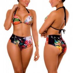 Vestido de Baño Bikini RETRO PRAIE REF: 1928 Asiático
