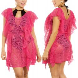 PRAIE Beachwear REF: 2312 Mesh Dress