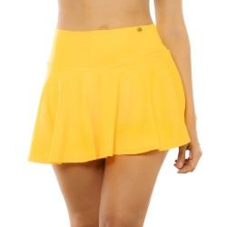 Panty Alto de Vestido de Baño Deportivo PRAIE 0003 Falda Short