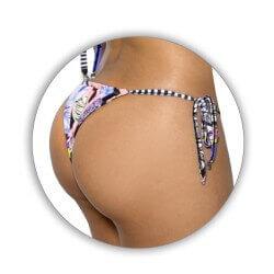 Bikini doble faz PRAIE REF: 2311C Mix&Match Bronceo