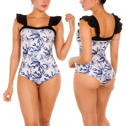 PRAIE One Piece Swimsuit Body Dual Purpose REF: B006 *Tummy