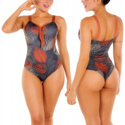 PRAIE One Piece Swimsuit Body Dual Purpose REF: B009 *Tummy