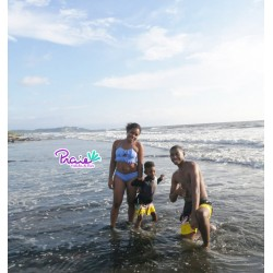 Vestido de Baño Bikini PRAIE REF: 2308 Princesa Lila
