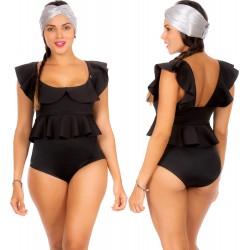 Top de Vestido de Baño PRAIE REF: 2314A Blusa Boleros