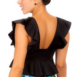 copy of PRAIE Swimsuit Top REF: 9013A Marinero