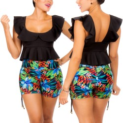 PRAIE Swimsuit Top REF: 2314A Bolero Blouse