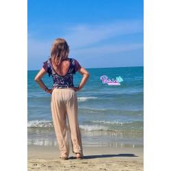 PRAIE One Piece Swimsuit Body Dual Purpose REF: B008 *Tummy
