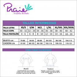 PRAIE Long Sleeve Swim Top REF: 2135A Palmeras