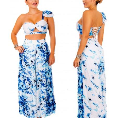PRAIE Beachwear REF: 2320 Riviera Set