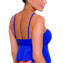 PRAIE Swimsuit Top REF: 1716A Del Mar Dual Use Boleros