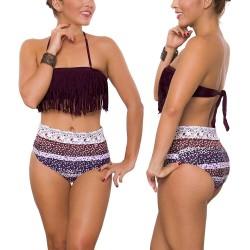 Vestido de Baño Bikini RETRO PRAIE REF: 1317 Dos Usos