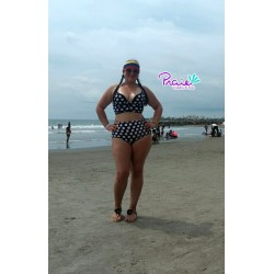 PRAIE Swimsuit Top REF: 1012A Lock