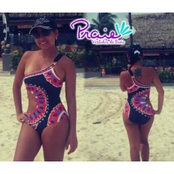 PRAIE One piece Swimsuit REF: 1410 Arte