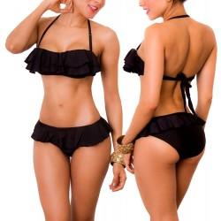 PRAIE Bikini Swimsuit REF: 1430 Pompon