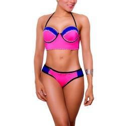 Vestido de Baño Bikini PRAIE REF: 1435 Corset Strapless