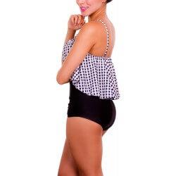 PRAIE High waist Bikini REF: 1605 Blouse
