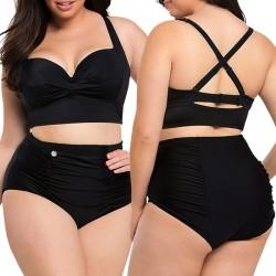 PRAIE High waist Bikini REF: 1643 Maxi Plus