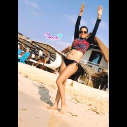 PRAIE Long Sleeve Swim Tee Bikini REF: 1638 Aventura