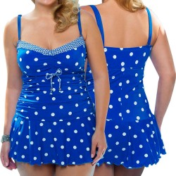 PRAIE Swimdress REF: 1440 Plus Size