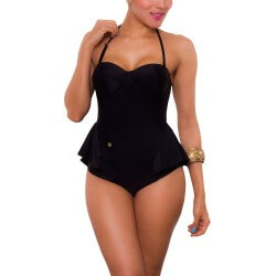 PRAIE One piece Swimsuit REF: 1637 Encanto *Tummy Control