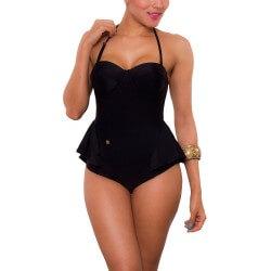 Vestido de Baño Enterizo PRAIE REF: 1637 Encanto *Control