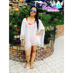 PRAIE Beachwear REF: 1305 Ruana Dress Blouse